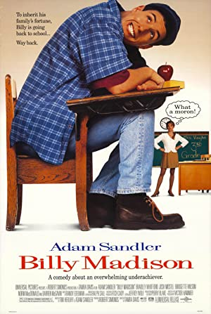 Billy Madison Poster Image