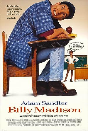 مشاهدة فيلم Billy Madison 1995 مترجم أونلاين مترجم