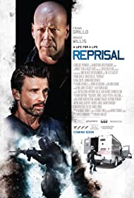 Bruce Willis and Frank Grillo in Reprisal (2018)