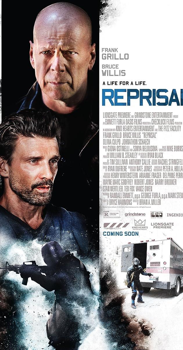 Sói Cô Độc - Reprisal (2018)