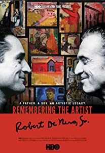 Best television watching movies Remembering the Artist: Robert De Niro, Sr. USA [Bluray]