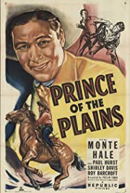 Monte Hale in Prince of the Plains (1949)