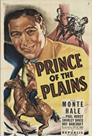 Prince of the Plains Poster