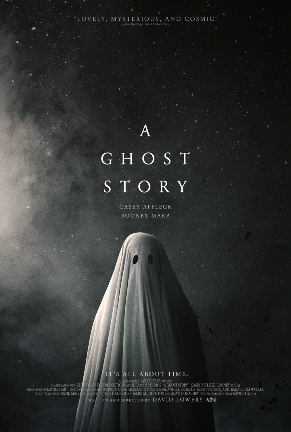 A Ghost Story (2017) Hindi Dubbed