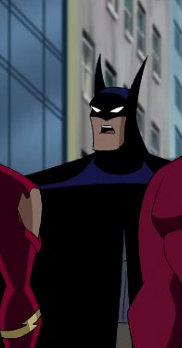 Justice League Unlimited Flash And Substance TV Episode 2006