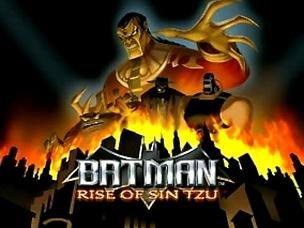 Batman: Rise of Sin Tzu full movie in italian free download hd 720p