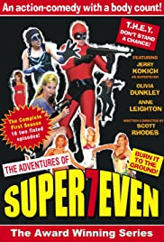 The Adventures of Superseven Poster
