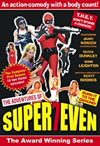 Primary photo for The Adventures of Superseven