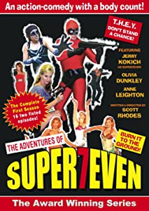 The Adventures of Superseven in hindi 720p