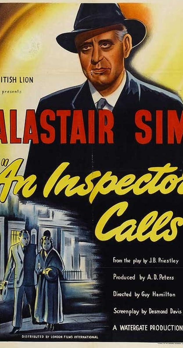 Subtitle of An Inspector Calls