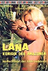 Lana, Queen of the Amazons Poster