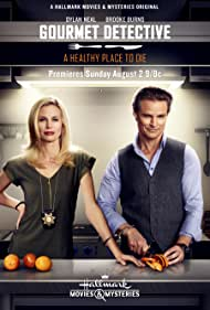 Brooke Burns and Dylan Neal in A Healthy Place to Die (2015)