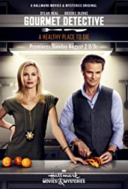 The Gourmet Detective: A Healthy Place to Die Poster