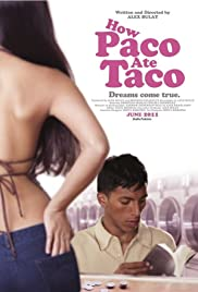 How Paco Ate Taco Poster