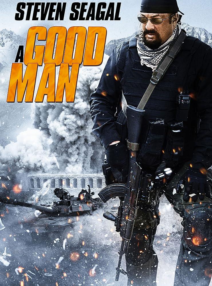 Poster film A Good Man.