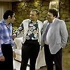 Dan Hedaya, John Ratzenberger, and George Wendt in The Tortellis (1987)