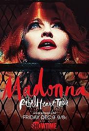 Madonna: Rebel Heart Tour Poster