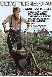Uuno Turhapuro muuttaa maalle(1986) Poster - Movie Forum, Cast, Reviews