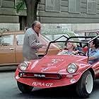 Harry Baer and Al Cliver in I padroni della città (1976)