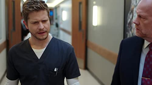 The Resident: Conrad Asks Marshall For A Better Explanation