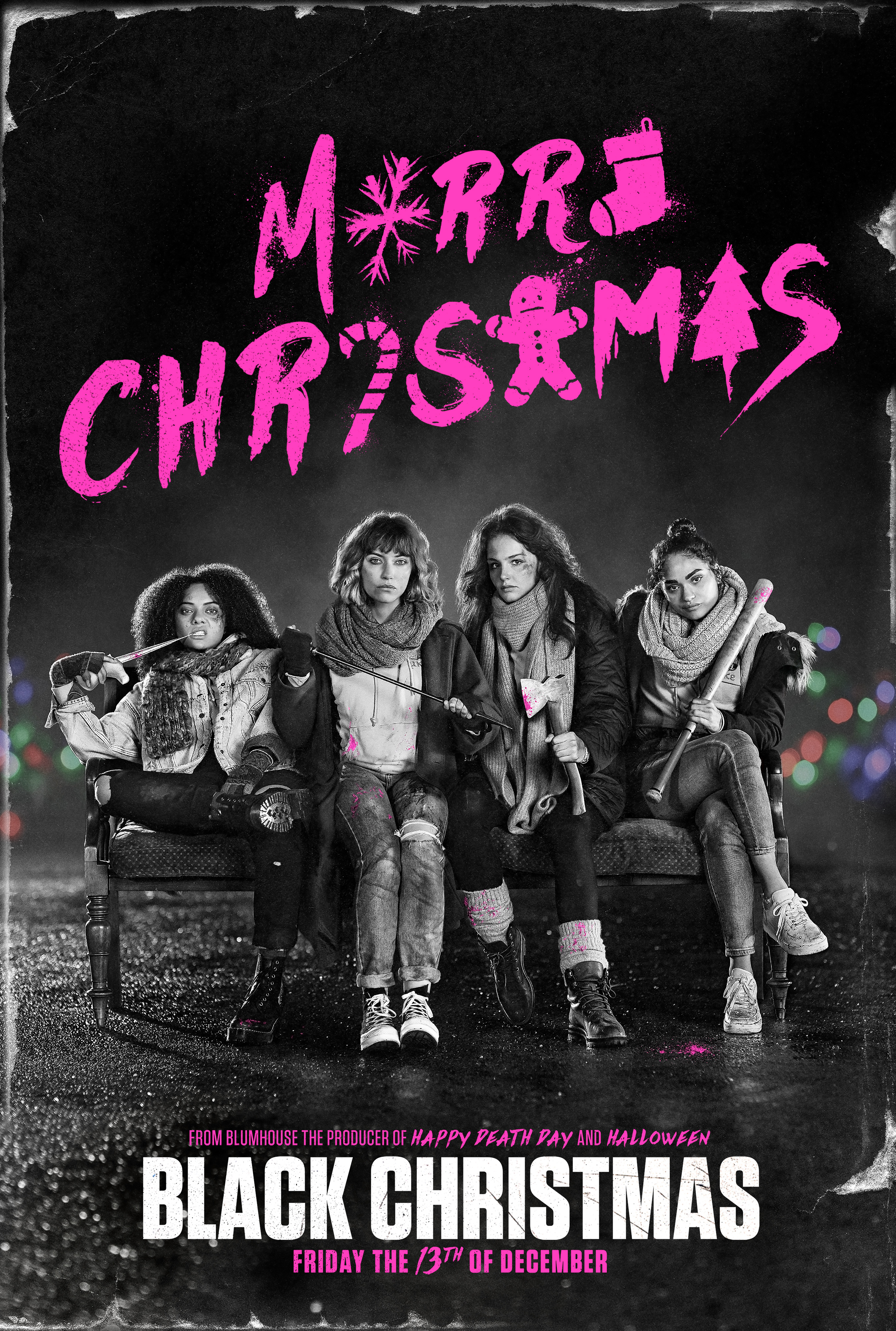 Image result for Black Christmas 2019
