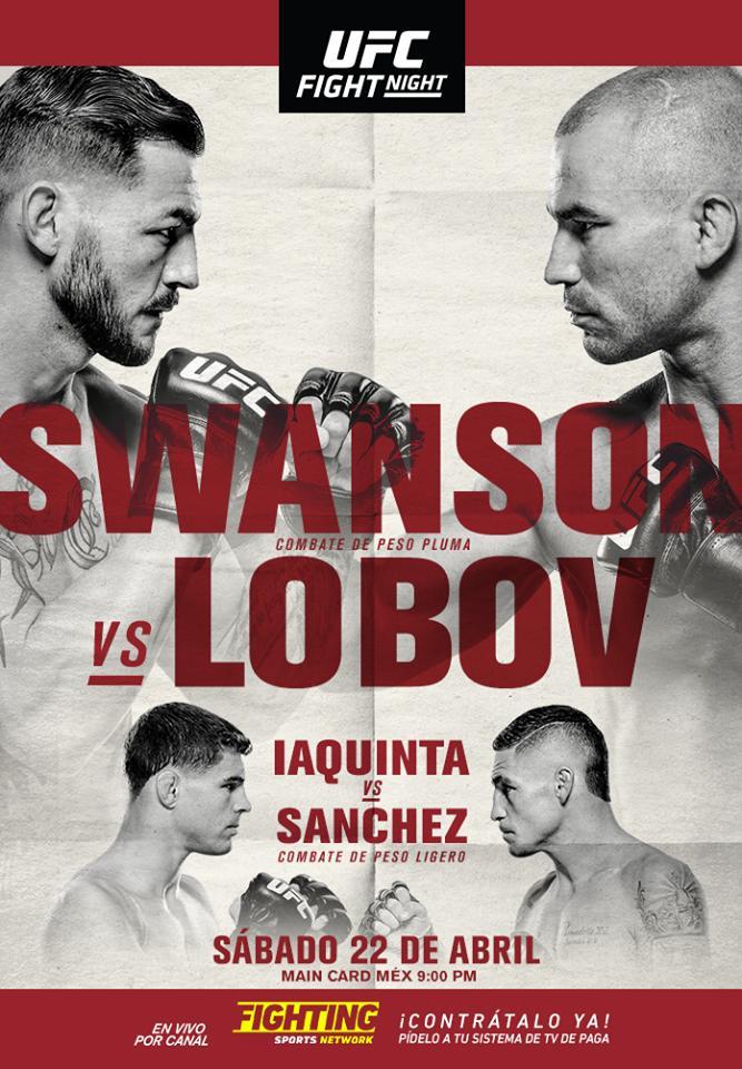 UFC Fight Night: Swanson vs. L...