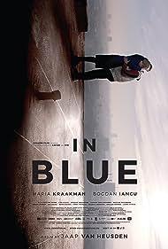 Maria Kraakman and Bogdan Iancu in In Blue (2017)