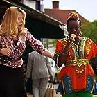 Tameka Empson and Olivia Colman in Beautiful People (2008)