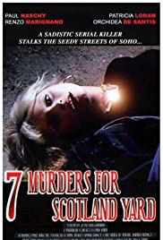 Seven Murders for Scotland Yard(1972) Poster - Movie Forum, Cast, Reviews