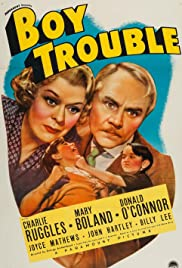 Boy Trouble Poster