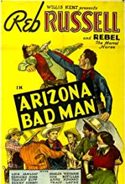 Arizona Bad Man Poster