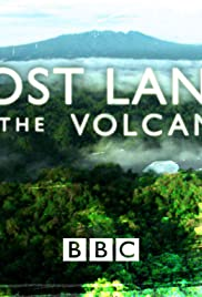 Lost Land of the Volcano Poster