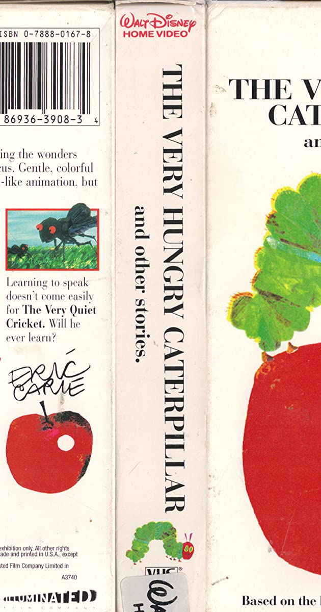 The Very Hungry Caterpillar and Other Stories (TV Movie 1993