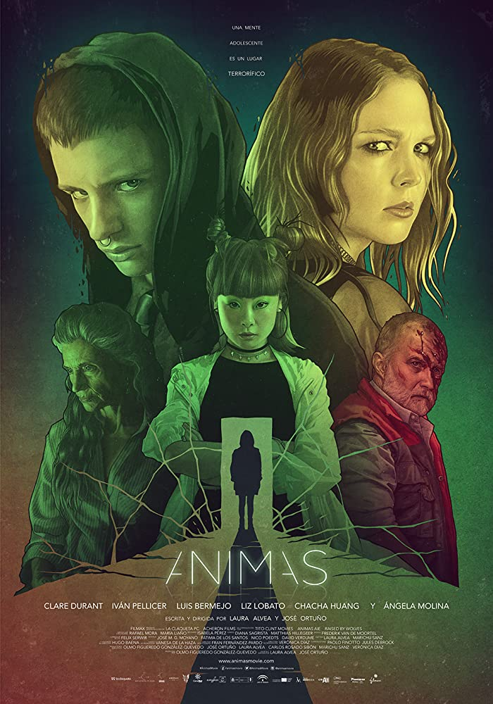 Ánimas (2018) Streaming VF