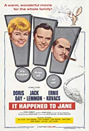 It Happened to Jane Poster