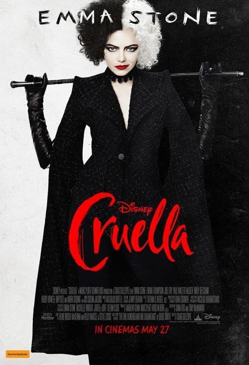 Cruella (2021) Hindi Dubbed