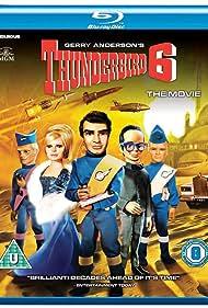 Thunderbird 6 (1968) Poster - Movie Forum, Cast, Reviews