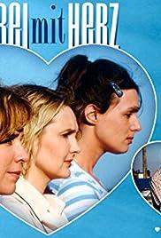 Drei mit Herz Poster