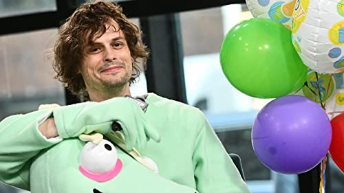 "BUILD: Matthew Gray Gubler on Criminal Minds"" Ending After 15 Seasons"