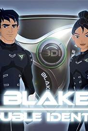 Blake: Double Identity Poster
