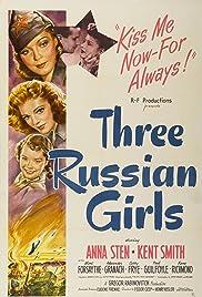 Three Russian Girls Poster