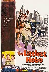 Buddy Joe Hooker, London, Wendy Stuart, and Fleecie in The Littlest Hobo (1958)