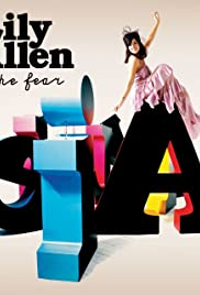 Lily Allen: The Fear Poster