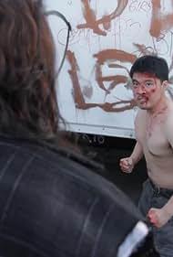 David Batchelor in Fight or Die (2016)