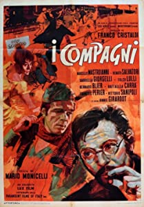 Site can download full movies I compagni Italy [avi]