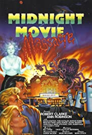 Midnight Movie Massacre Poster