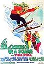 La zia d'America va a sciare