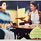 Joan Crawford and Vera Miles in Autumn Leaves (1956)