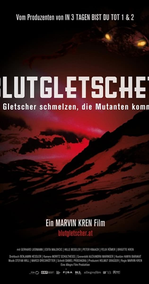 Subtitle of Blood Glacier