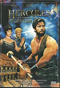 Primary photo for Hercules and the Captive Women